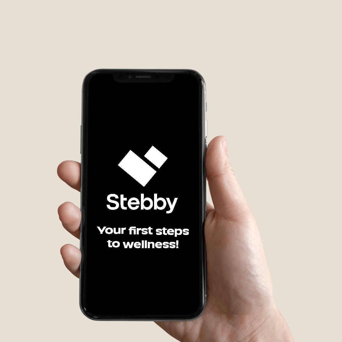 Get Stebby App