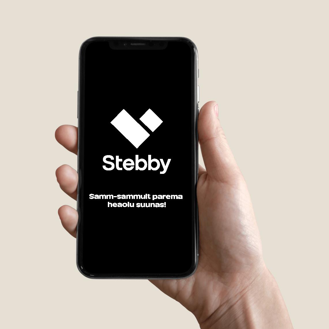 Tõmba Stebby äpp